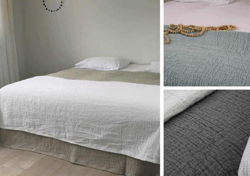 bedsprei-denver-oudgroen-modern-abstract-slaapkamer