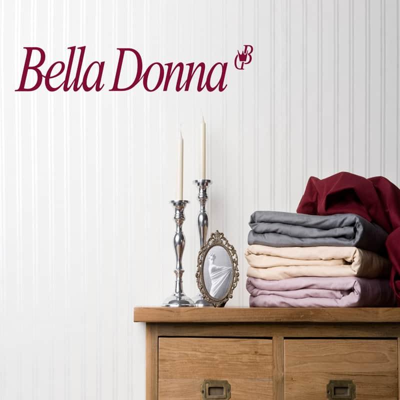 jersey hoeslakens van bella donna