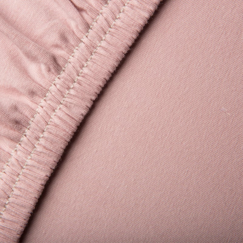 hoeslakens 160x200 kleur roze