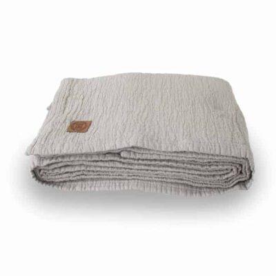 bedsprei-denver-zand-sprei-deken-cotton-beige