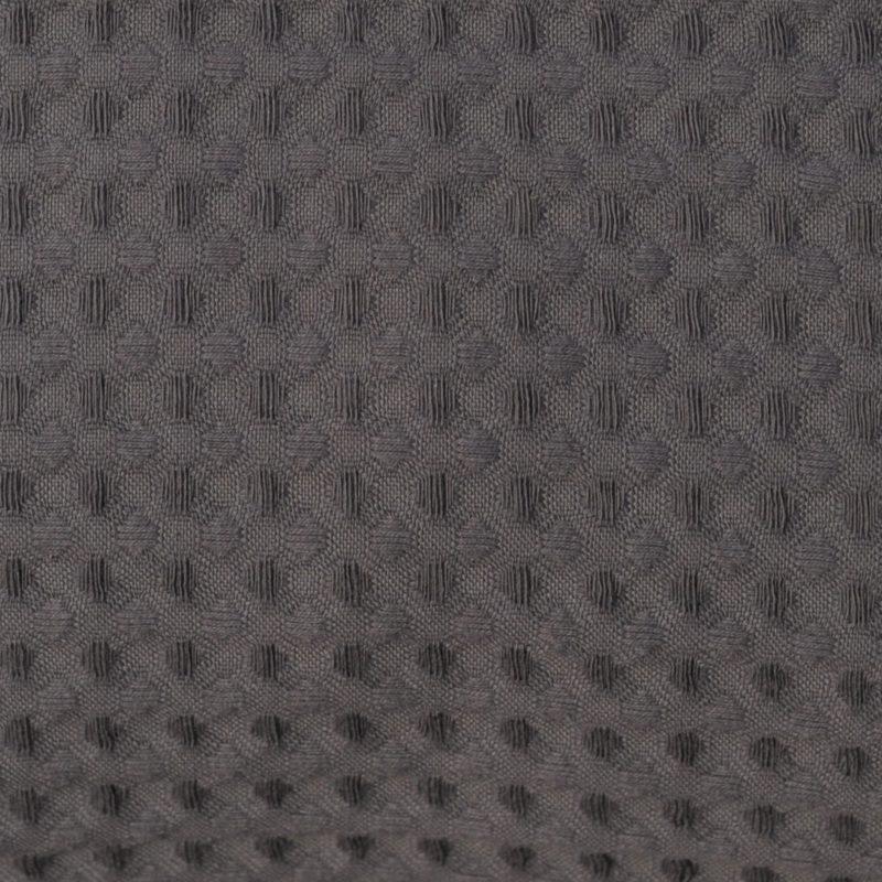 wafelstructuur steenkool kleur bari