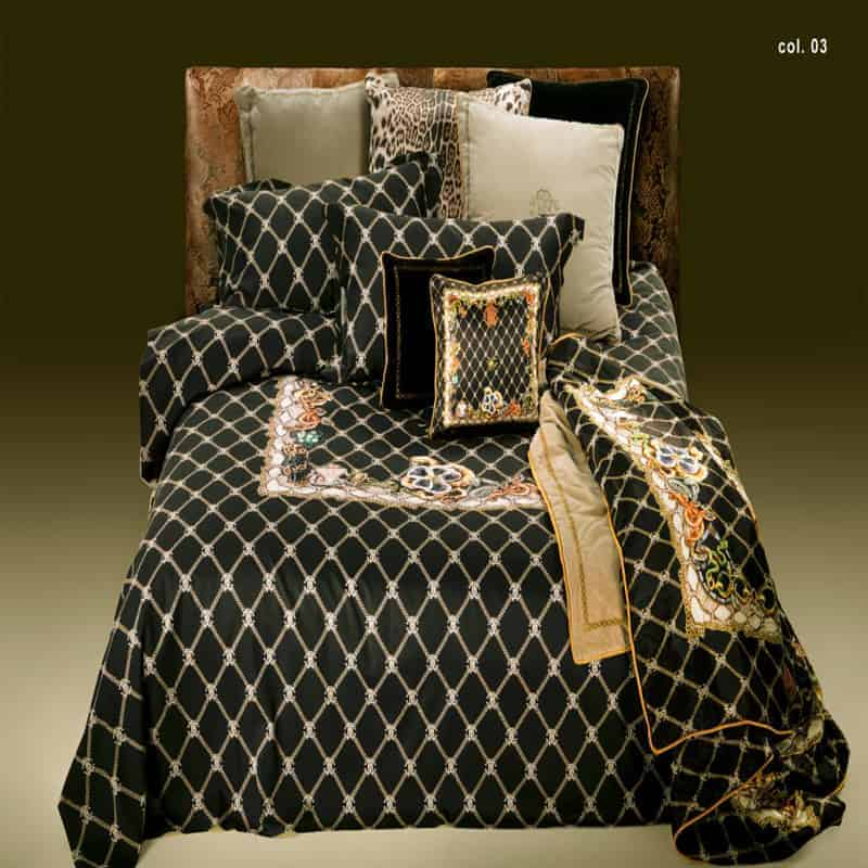 roberto-cavalli-bedding-beddengoed-dekbedovertrek-spider-black