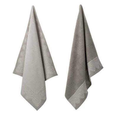 linnen-theedoeken-elias-theedoek-handdoeken-textiel-keukentextiel-linnen-linnengoed-lace-grijs