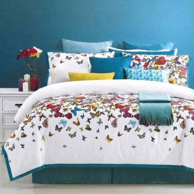 dommelin-dekbedovertrek-sale-butterfly-vlinders-katoensatijn-overtrekken-kwaliteit-linnenspeciaalzaak