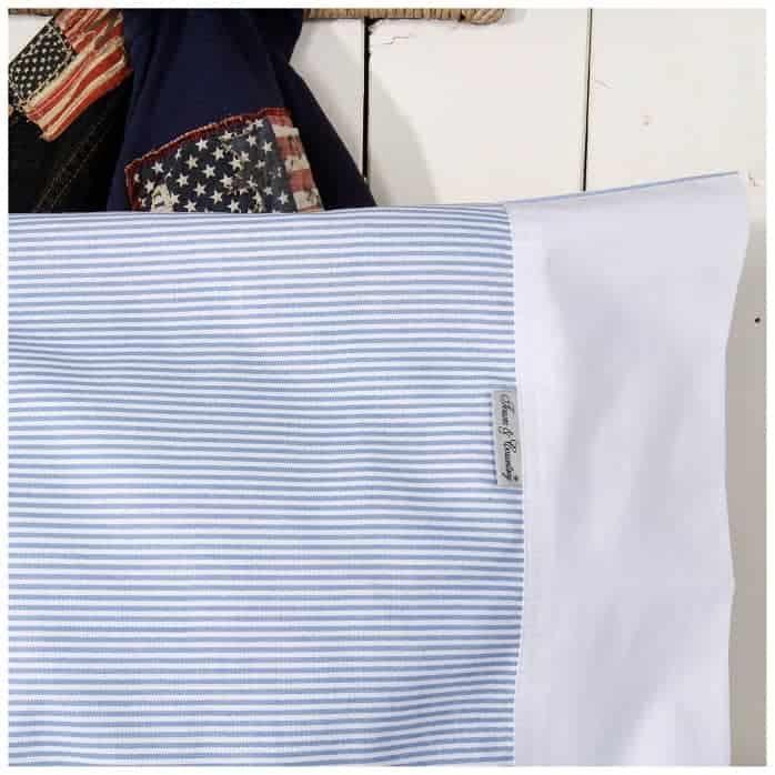 dekbedovertrek-oxfort-stripe-blauwe-dekbedovertrekken