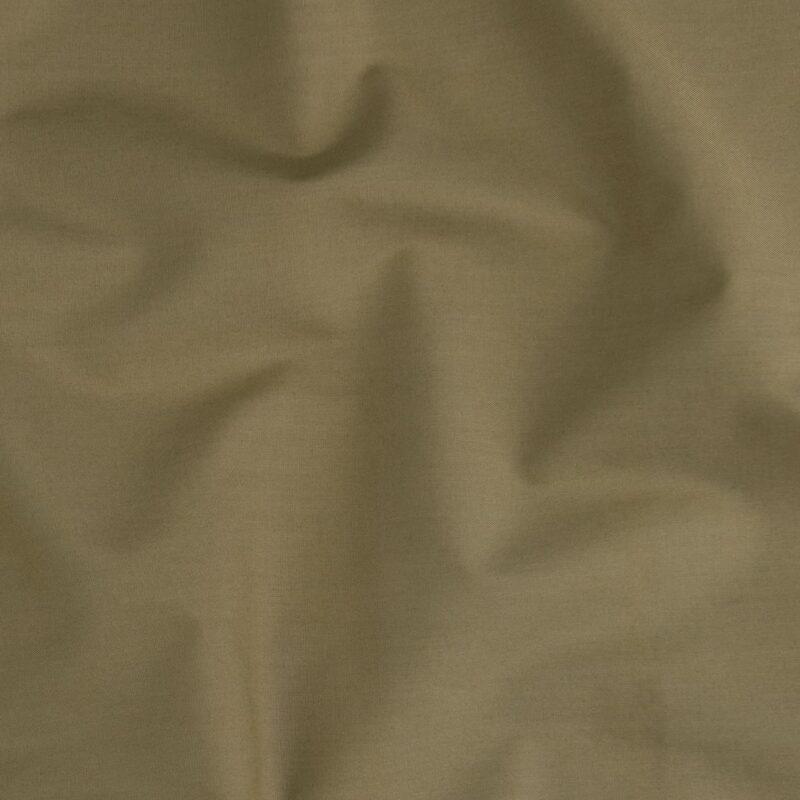 stofje in de kleur brons