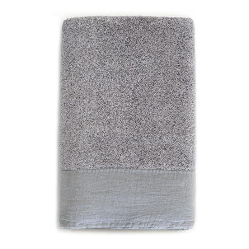 grijze handdoek van dommelin sale