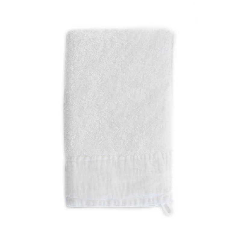 gastendoek dommelin witte handdoeken