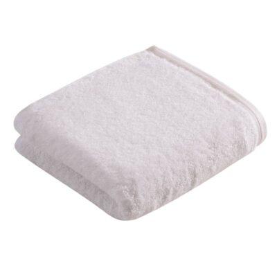 witte opgevouwen handdoeken echte kwaliteit handdoeken