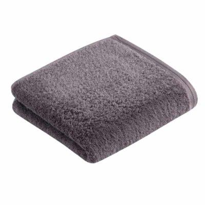 handdoek grijs van hotelkwaliteit extra zwaar