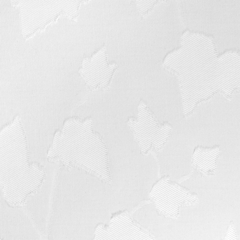 wit stuk dekbedovertrek luxe