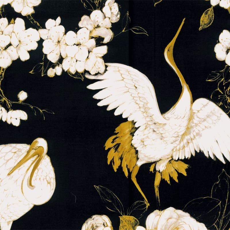 dekbedovertrek luxe uitstraling met vogels